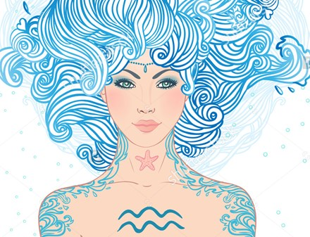 stock_vector_illustration_of_aquarius_astrological_sign_as_a_beautiful_girl_vector_art_140322397_YHKS